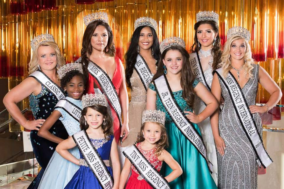 Louisiana Regency International Beauty Pageant April 27, 2019 in Lafayette, LA.