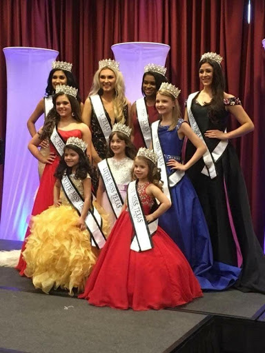 Texas Regency Beauty Pageant Queens 2018